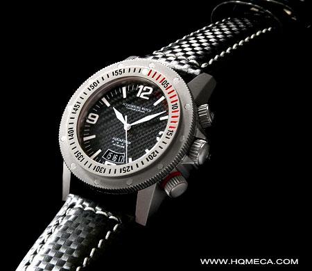Lindburgh and Benson : deux modèles Aquatitan disponibles chez Hqmeca.com