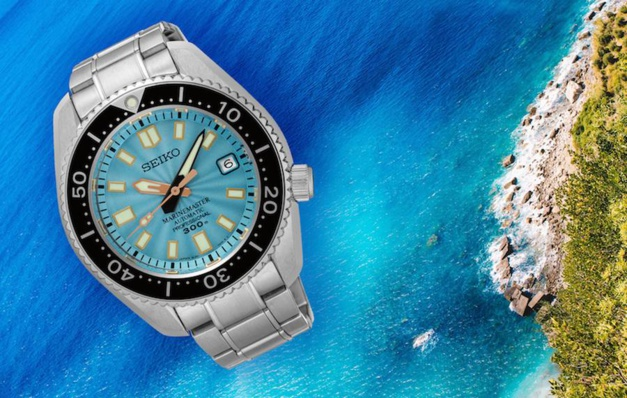 Seiko Marinemaster 300m Limited Edition SLA015