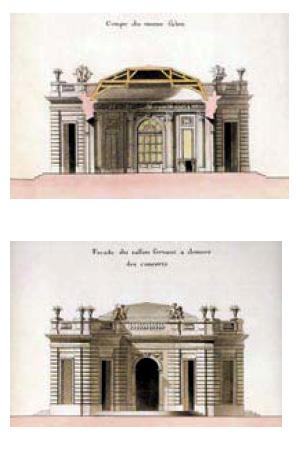 Le Petit Trianon de Versailles : réouverture à la rentrée grâce au mécénat de Montres Breguet