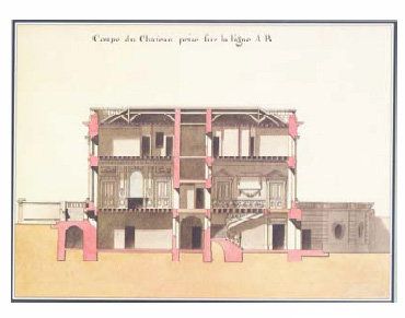 Le petit trianon de versailles r ouverture la rentr e for Trianon plan salle