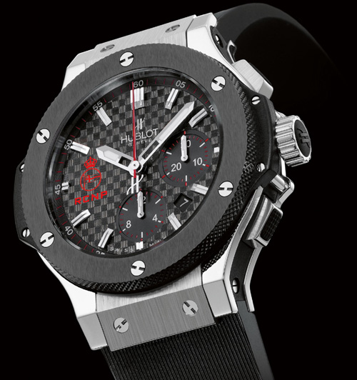 Big Bang Real Club Nautico de Palma : une Hublot royale et marine !