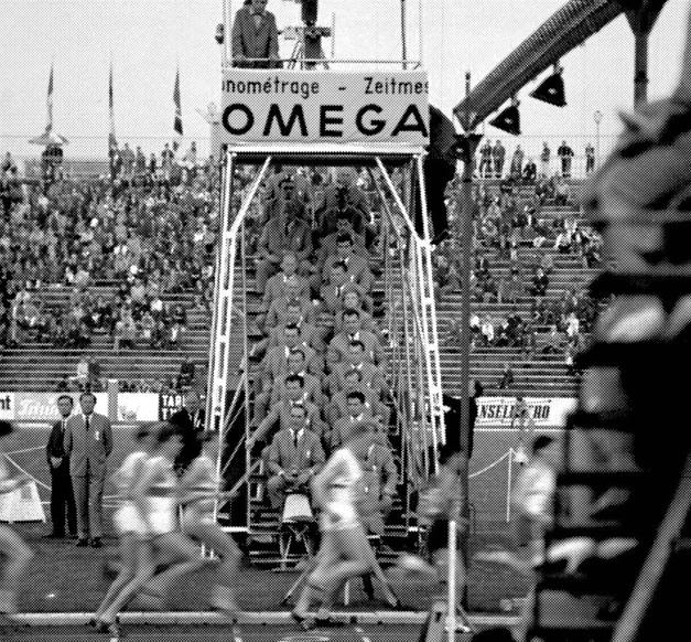 Omega : les grandes avancées dans le chronométrage des JO