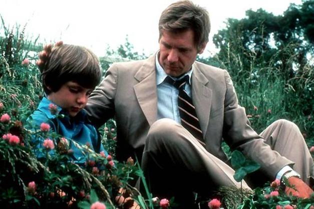 Harrison Ford dans Witness, DR