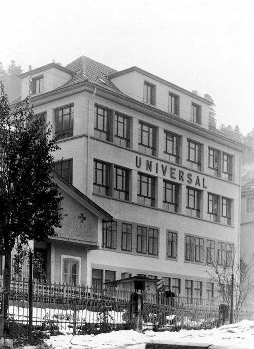 Universal Genève : retour sur le devant de la scène de la marque qui créa le Microtor...
