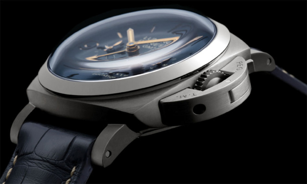 Panerai Luminor 1950 Equation of Time 8 Days GMT