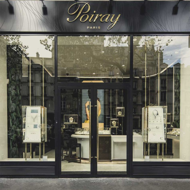 Poiray poursuit le développement de ses points de vente