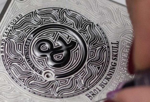 Burning Skull Bell&Ross : le crâne et le tatouage