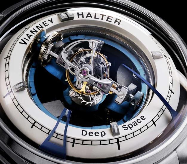 Prix Gaïa 2016 : Vianney Halter pour l'Artisanat et la création