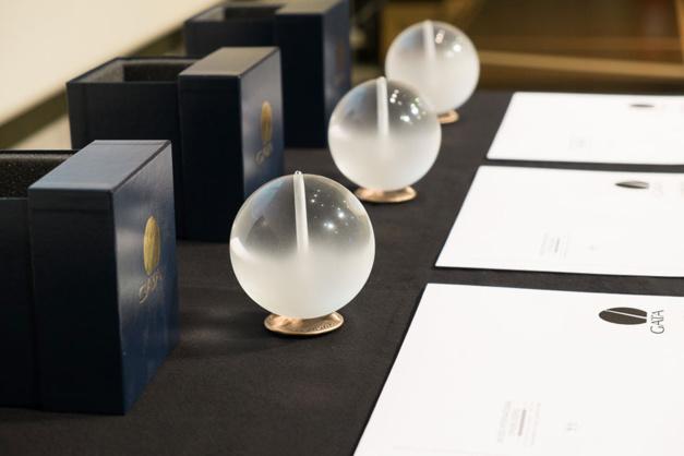 Prix Gaïa 2016 : Giovanni Busca et Pascal Rochat pour Esprit d'entreprise