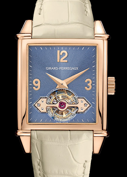 Vintage 1945 Tourbillon sous pont d'or