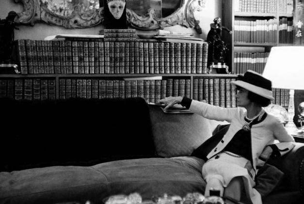 Culture Chanel, la femme qui lit : exposition à Venise
