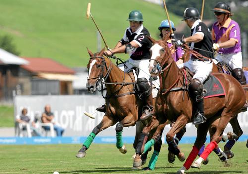 Des Big Bang Hublot pour les vainqueurs de la Polo Gold Cup Gstaad