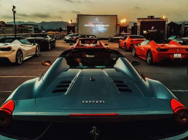 Hublot : un film animé pour la MP-05 LaFerrari Sapphire