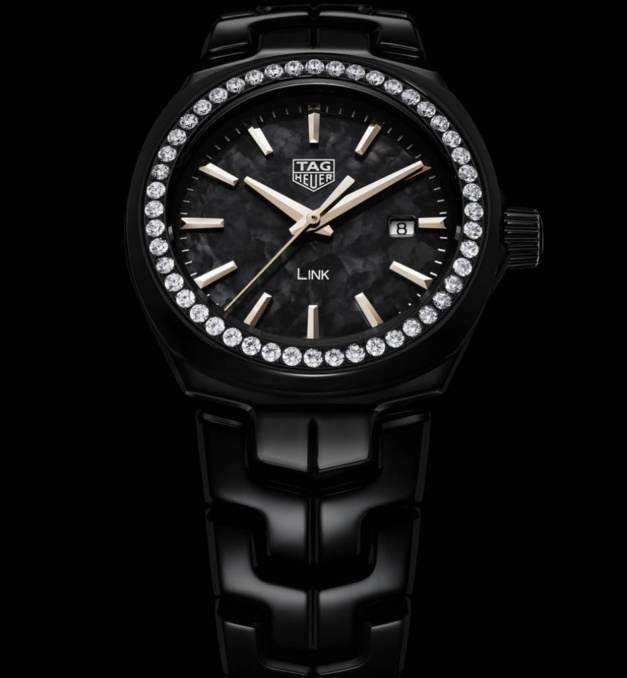 TAG Heuer : nouvelle Link Lady