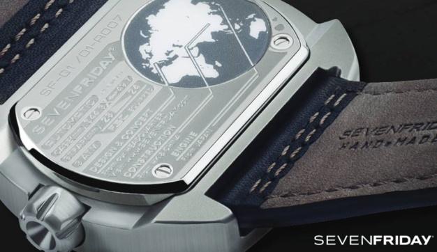 SevenFriday : arrivée de la série Q