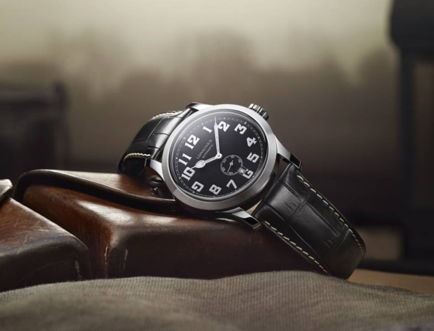 The Longines Heritage Military