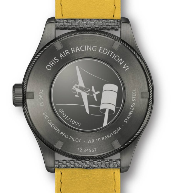 Oris Air Racing : sixième édition