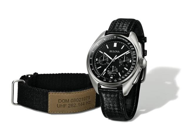 """Bulova Moon Watch Re-Edition : la seconde """"moonwatch"""""""