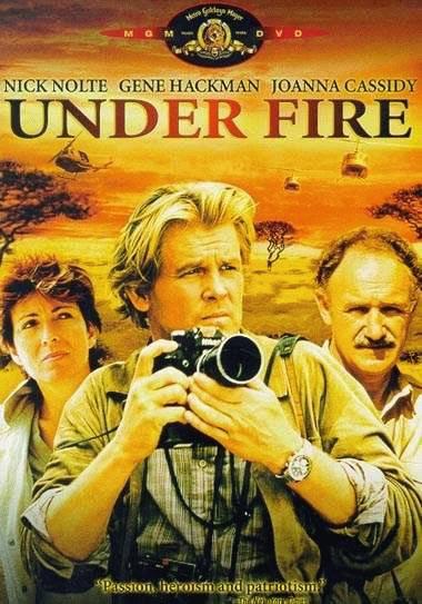 Under Fire : Nick Nolte porte une Breitling Navitimer