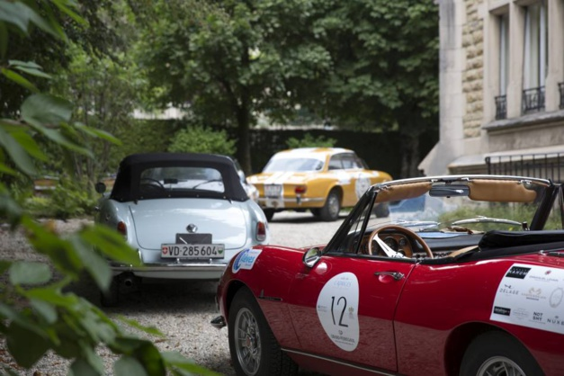 Girard-Perregaux : chrono Rallye des Caprices