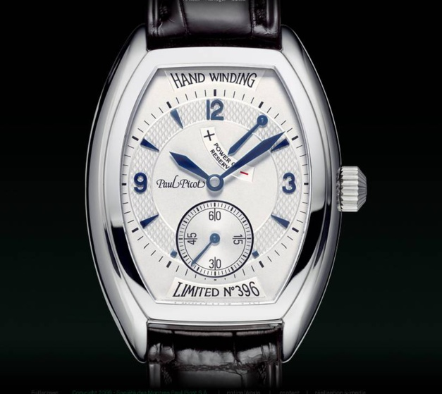 Paul Picot Fishire 1937 : petit bijou horloger à découvrir