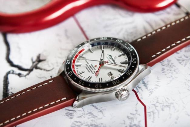 Alpina Alpiner 4 GMT Business Timer