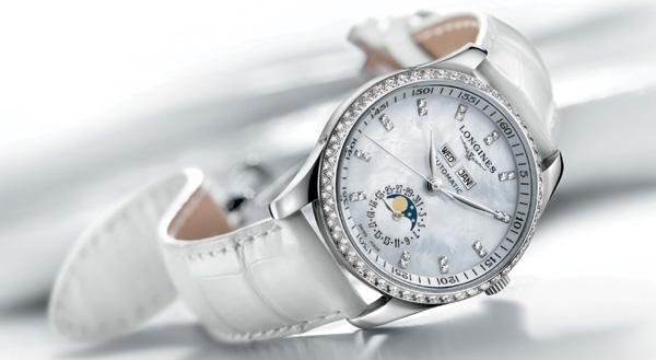 Longines Master Collection : entre phases de lune et diamants ; entre savoir-faire horloger et élégance au féminin