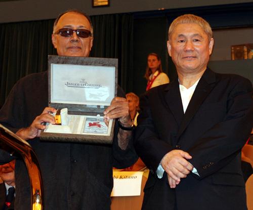 Mostra de Venise : Kiarostami et Varda récompensés du Prix « Vive le Cinéaste », ils reçoivent une Reverso
