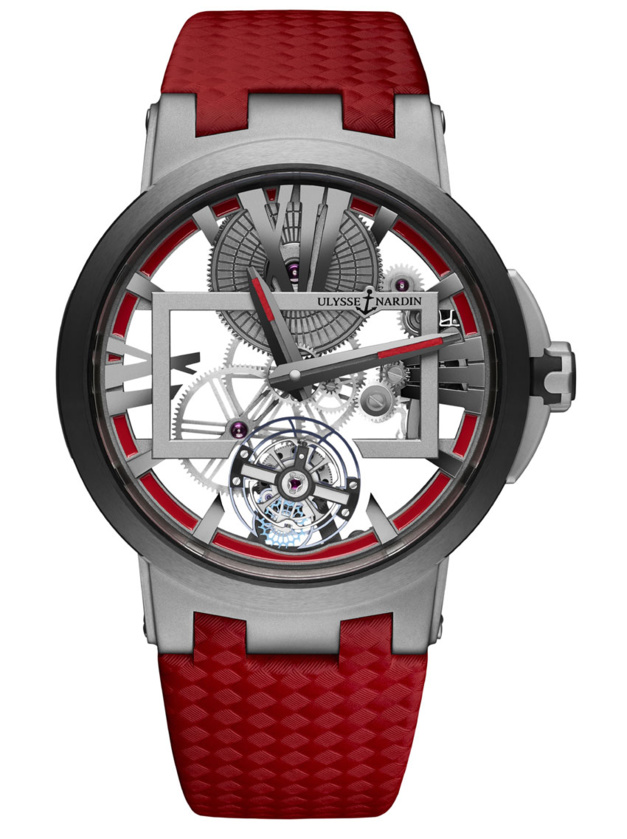 Ulysse Nardin Executive Skeleton