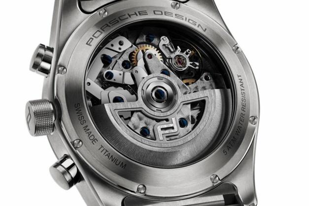 Porsche Design Chronotimer Série 1 : nouveau chrono titane