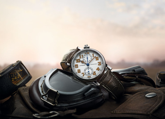 The Longines Avigation Watch Type A-7 1935 : hommage aux pionniers de l'air