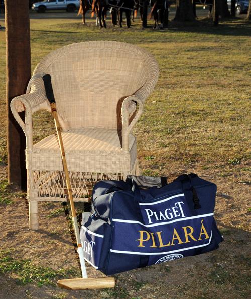 Avec le Pilara Polo Team, Piaget poursuit son développement dans l'univers du polo