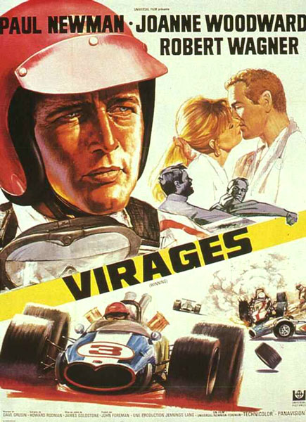 Virages avec Paul Newman
