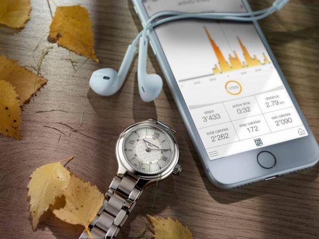 Frédérique Constant : une montre connectée pour femmes