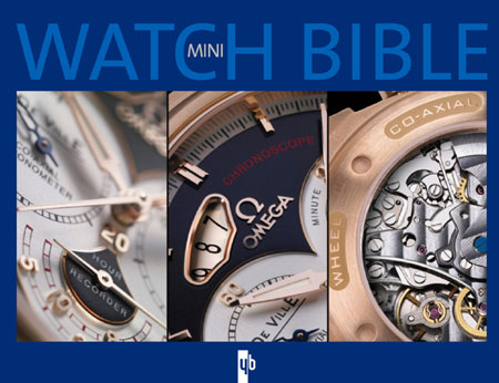 Mini watch bible