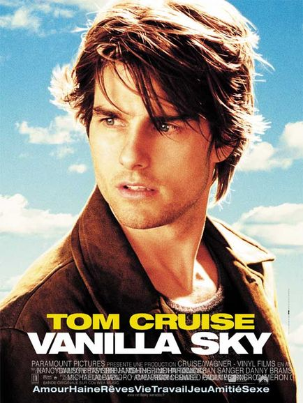 Vanilla Sky : Tom Cruise porte une IWC Mark XV