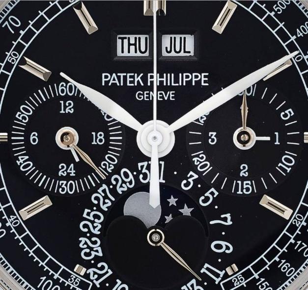 Chrono QP Patek Philippe platinum platine réf 5970