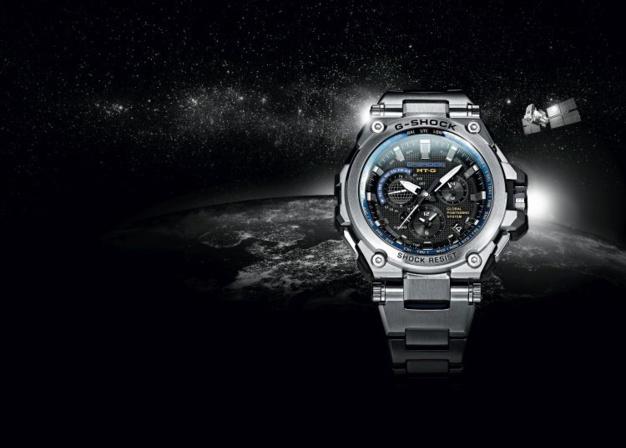 G-SHOCK : la montre à toute épreuve