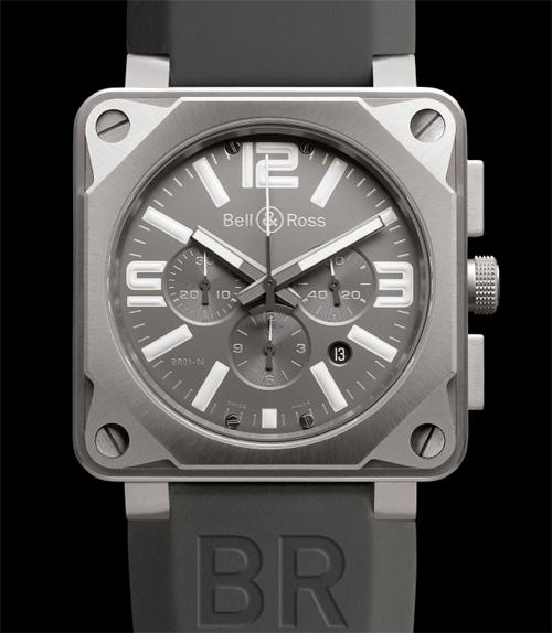 Instrument BR 01 Pro titanium