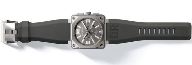 Instrument BR 01 Pro Titanium : la légèreté et la robustesse du titane