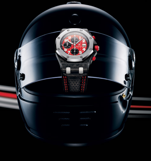 Royal Oak Offshore Singapore Grand Prix Chronograph : une splendide « bête de course »