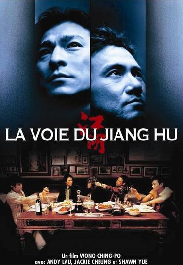 La voie du Jiang Hu : Andy Lau porte une Tag Heuer Monaco