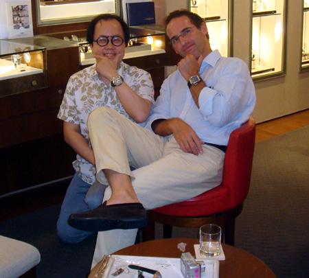 L'Heure AscH : rencontre avec Denis Asch, un horloger élégant, discret et chaleureux