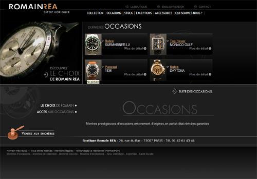 Romain Réa : une adresse incontournable sur la Rive gauche pour les montres de collection