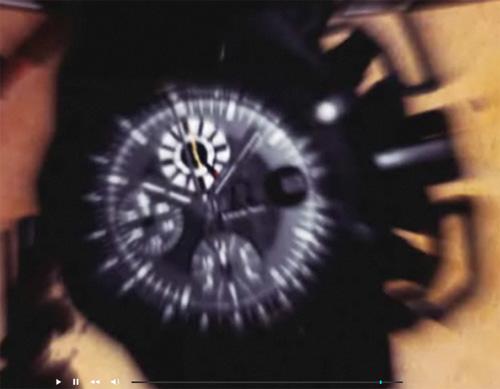 Chronographe Royal Oak Offshore Survivor : petit avant-goût…
