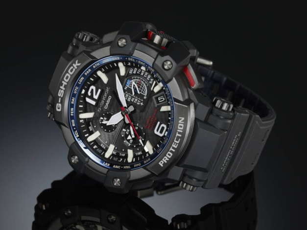 G-SHOCK : les montres Master of G
