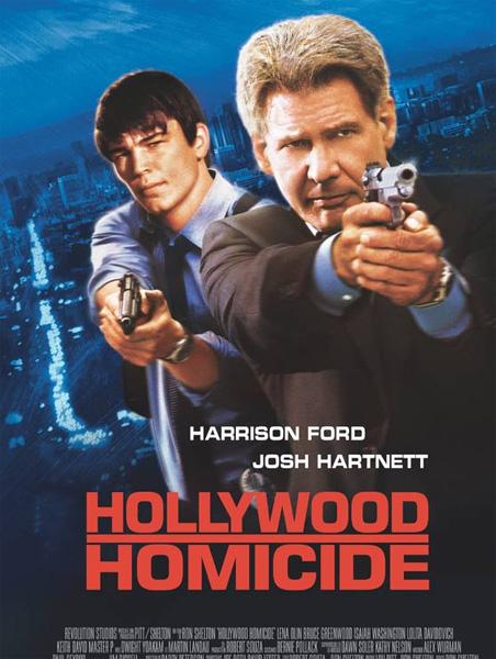 Hollywood Homicide : Josh Harnett porte une Luminor Panerai