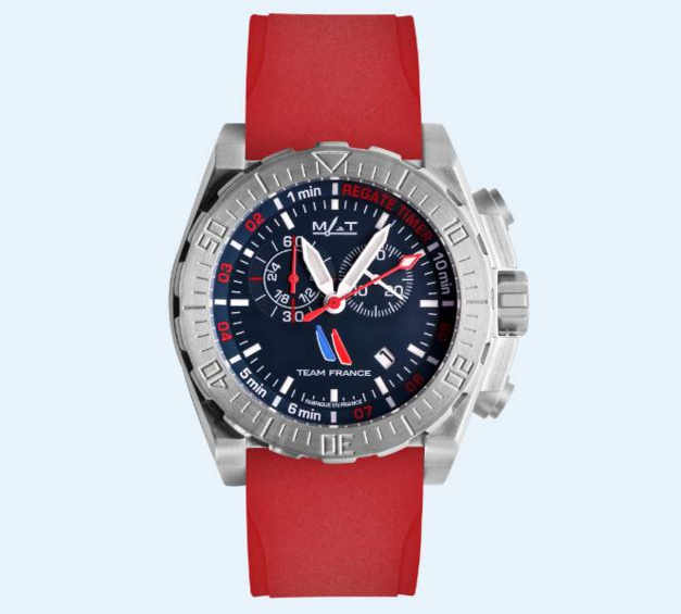 MATWatches Regate Timer Groupama France : cocorico !