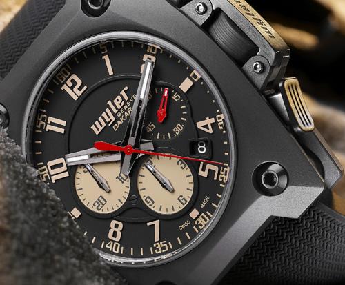 Wyler Genève : la montre officielle du Dakar 2009