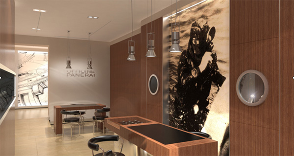 Panerai Madrid